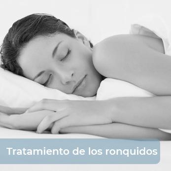 tratamiento de los ronquidos en Málaga